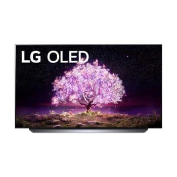 LG C1 77'' 4K Smart OLED TV