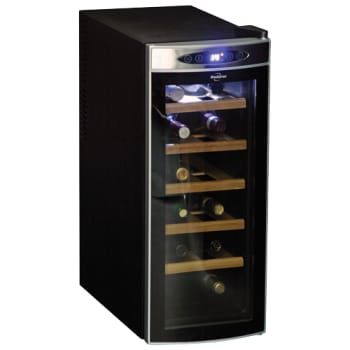 Koolatron 12-Bottle Deluxe Wine Cellar