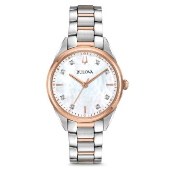 Bulova Women's Classic Sutton Diamond Watch