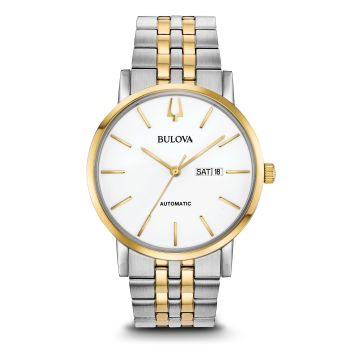 Bulova Men's Classic Automatic Watch