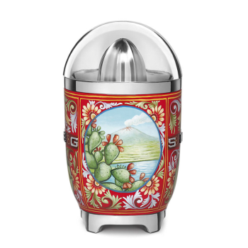 SMEG Dolce & Gabbana Sicily is my Love Citrus Juicer