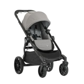 Baby Jogger® City Select® LUX Convertible Stroller - Slate
