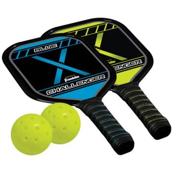 Franklin® Pickelball 2 Player Pickleball Paddle and Ball Set
