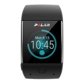 Polar® M600 GPS Smartwatch Powered by Wear OS By Google™ - Black