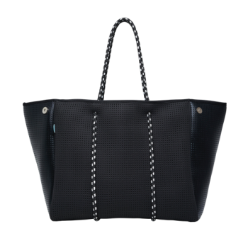 Bag and Bougie Black Bougie Tote