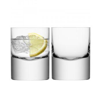 LSA International Boris Glass Tumbler - Set of 2