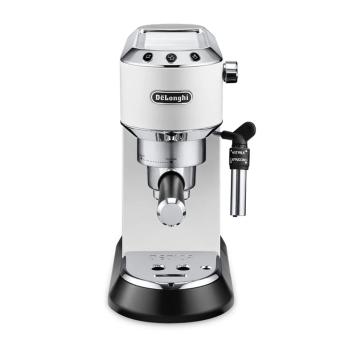 De'Longhi Dedica Deluxe Manual Espresso Machine/Cappuccino Maker - White