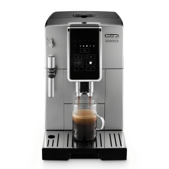 De'Longhi Dinamica Silver with Advanced Frother