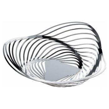Alessi Trinity Stainless Steel Fruit Basket