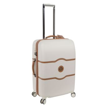 Delsey Chatelet Plus 25'' Spinner Trolley - Champagne