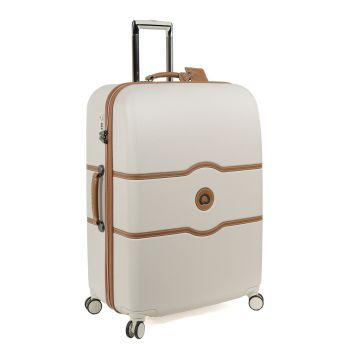 Delsey Chatelet Plus 29'' Spinner Trolley - Champagne