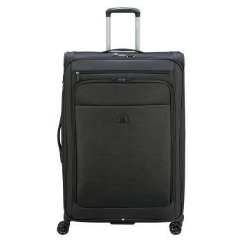 Delsey Helium Pilot 4.0 29'' Expandable Spinner Trolley - Black