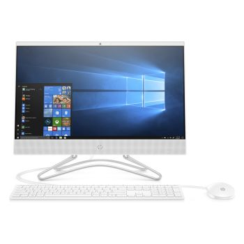 HP 22-c0039 All-In-One PC with Integrated HD 22'' Monitor and HP 2-Year Pickup and Return Desktop Service
