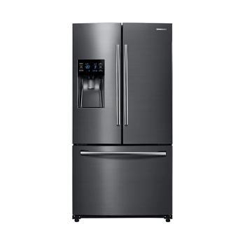 Samsung RF263BEAESG 24.6 cu. ft French Door Refrigerator with Twin Cooling Plus