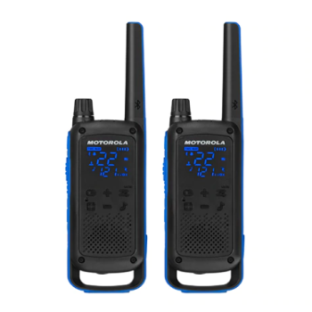 Motorola Talkabout T800 Two-Way Radios (Dual Pack)