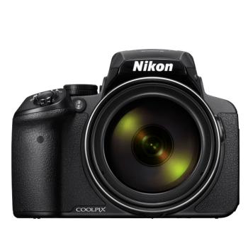 Nikon COOLPIX P900 Compact Digital Camera - Black