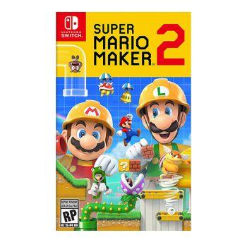 Super Mario Maker® 2 - Nintendo Switch