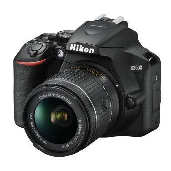 Nikon D3500 AF-P DX NIKKOR 18-55mm f/3.5-5.6G VR Kit