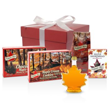 Turkey Hill Maple Syrup Coffee Gift Set