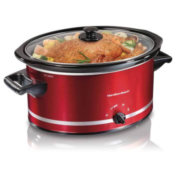 Hamilton Beach® 8-Quart Slow Cooker