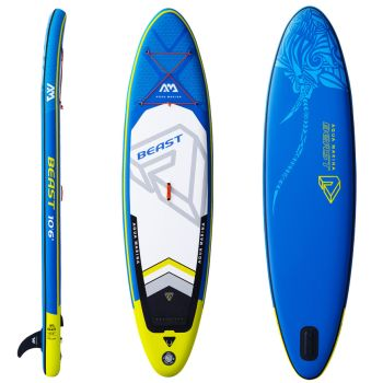 Aqua Marina Beast 10.6'' Inflatable Stand-Up Paddleboard