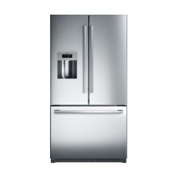 Bosch 800 Series 36'' Standard Depth French Door Bottom Freezer - Stainless Steel