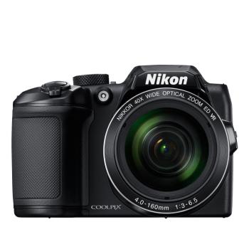 Nikon COOLPIX B500 Compact Digital Camera - Black