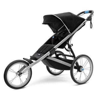 Thule Glide 2 Jogging Stroller - Jet Black