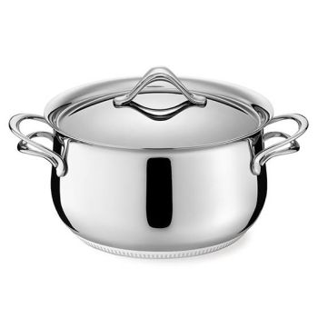 Lagostina® Melodia Stainless Steel 24cm Stewpot