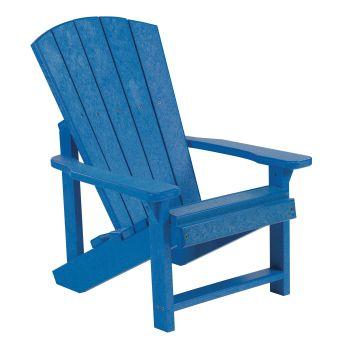 C.R. Plastic Generation Line Kids Adirondack - Blue