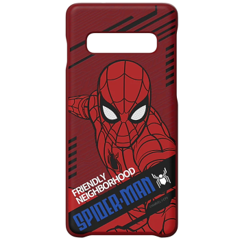 Samsung Galaxy S10 Smart Cover SpiderMan Dynamic