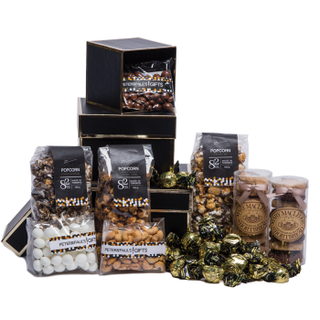 Peter & Paul's Gifts Treat Tower Gift Basket