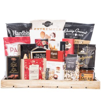Peter & Paul's Gifts Group Share Large Gift Basket