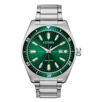 Citizen Eco-Drive Vintage Brycen Men's Watch