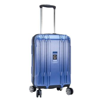 Delsey Eclipse Lite 19'' Carry-on Spinner Trolley - Blue