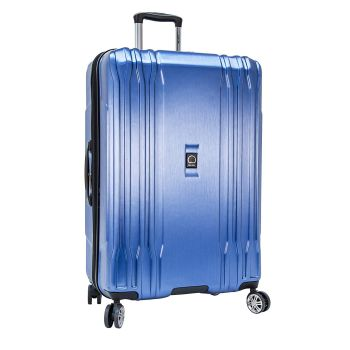 Delsey Eclipse Lite 28'' Expandable Spinner Trolley - Blue