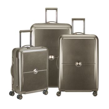 Delsey Turenne 3-Piece Luggage Set - Champagne