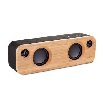 House of Marley Get Together Mini Portable Bluetooth® Speaker - Signature Black