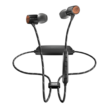House of Marley Uplift 2 Wireless Earbuds - Signature Black
