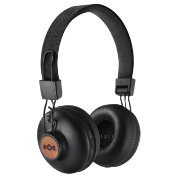 House of Marley Positive Vibration 2 Wireless Bluetooth® Headphones - Signature Black