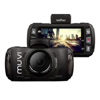 Veho® Muvi 1080p Dash Camera with GPS Tracking