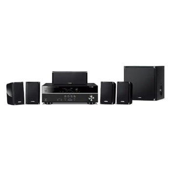 Yamaha YHT1840B 5.1-Channel Home Theatre Package