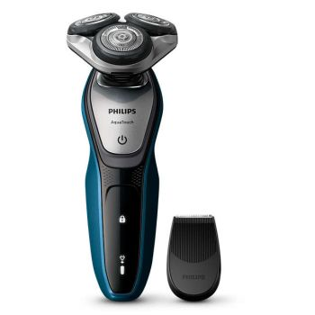 Philips AquaTouch Series 5000 Wet and Dry Electric Shaver