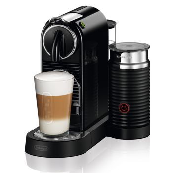 Nespresso Citz and Milk Espresso Machine by - Black