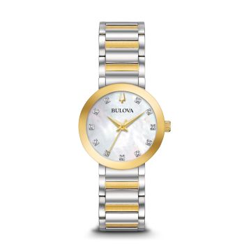 Bulova Women's Modern Diamond Watch