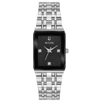 Bulova Quadra Women's Watch