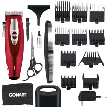 The Barber Shop Pro Series by Conair® 20-Piece Lithium Ion Haircut Kit