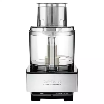 Cuisinart® Custom 14™ 14-Cup Food Processor - Silver