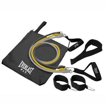 Everlast Resistance Fitness Tube Travel Kit