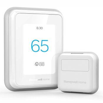 Honeywell T9 Smart Thermostat With Smart Room Sensor